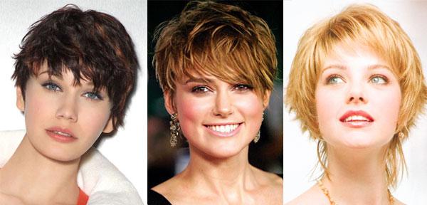 Round faced celebrities