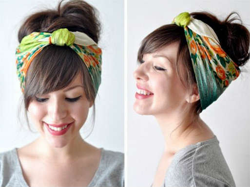Easy retro hairstyles for short hair