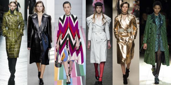 Women 2018 trench coats