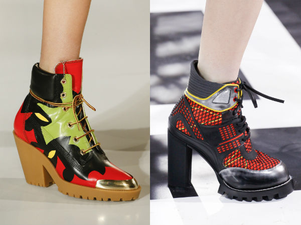 What women's booties to wear in winter 2018