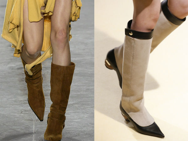 What womens boots to wear in fall 2017