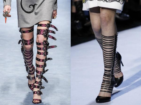 Gladiator women boots