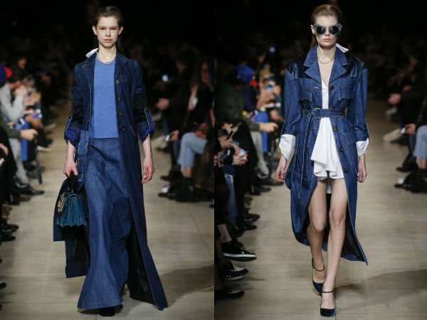 Womens trench coat trends