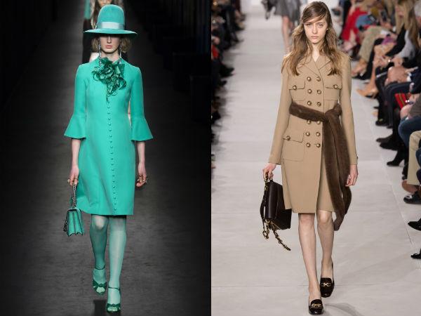 Fall 2017 latest fashion trends