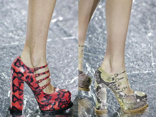best thick heel and platform