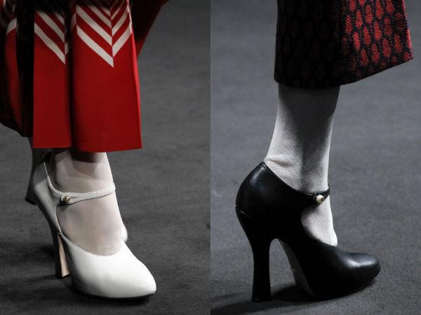 Mary Jane comfortable heel