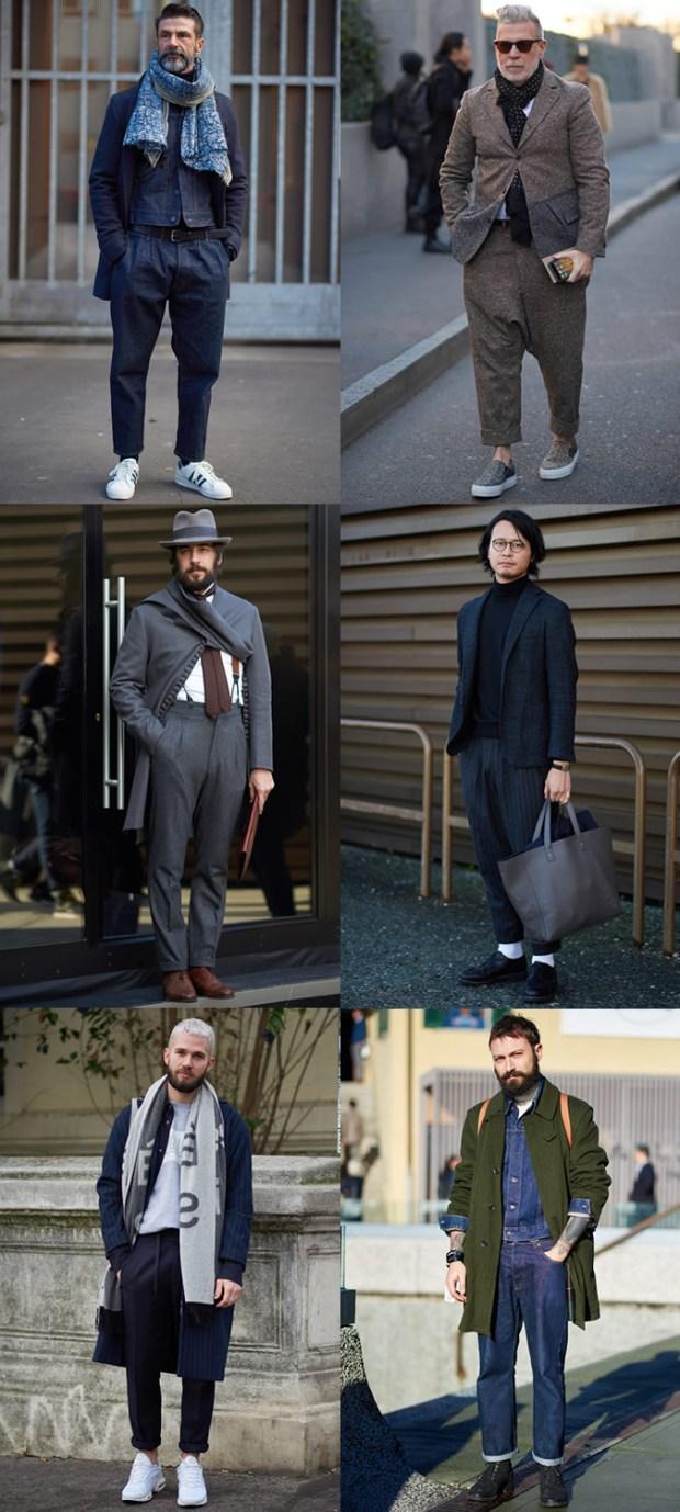 Men's trends 2018