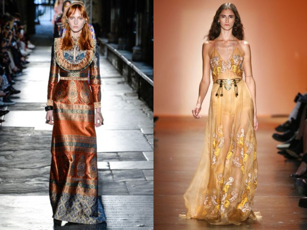 What evening dresses to wear in 2018