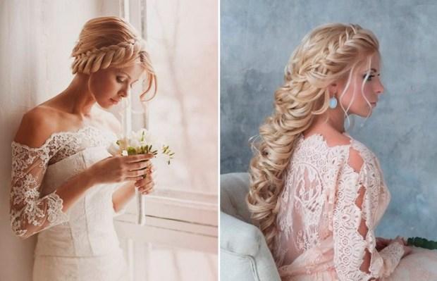 Wedding hairstyles 2018 braids