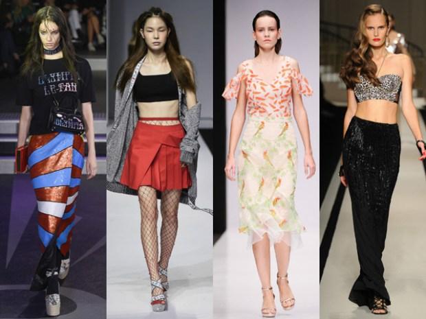 Skirts 2018 women