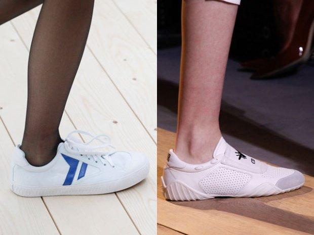 Women footwear 2018 sport style