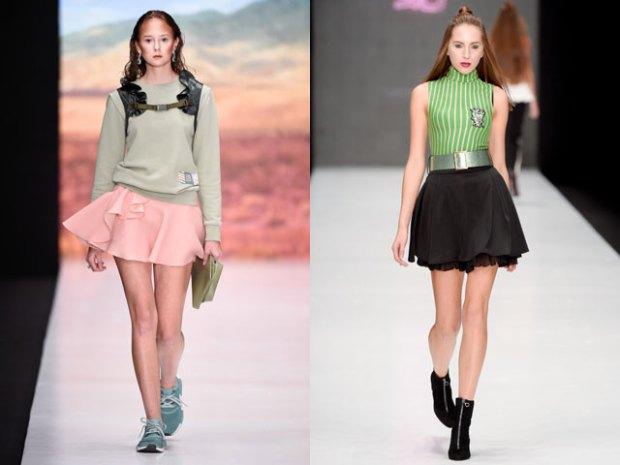 short sun skirt