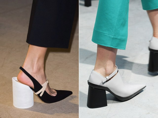 sharp toe designs
