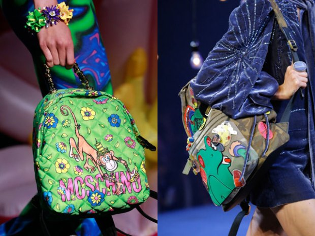 Woman backpack spring summer 2018