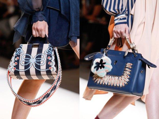 Handbag trends 2018