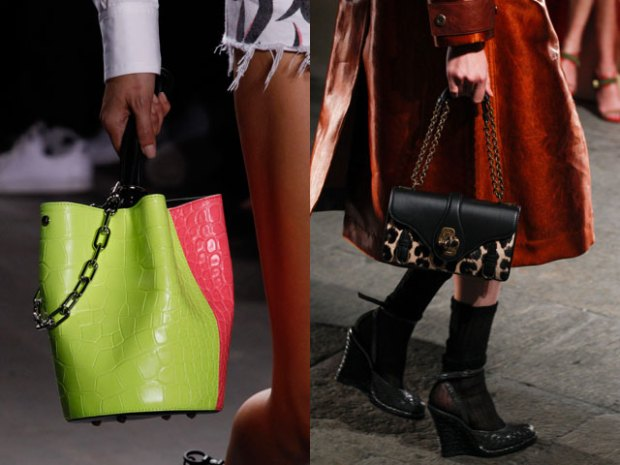 fashion chained bags 2018