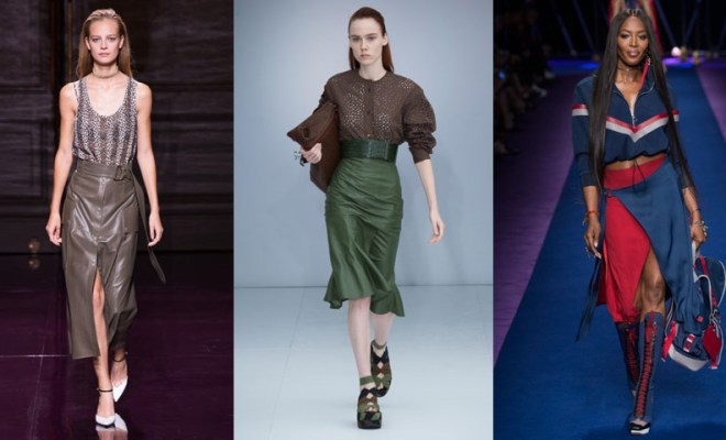 Fashionable Skirts Spring-Summer 2018