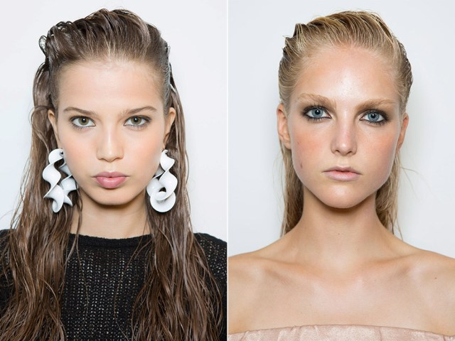 What hairstyles to do in summer 2017