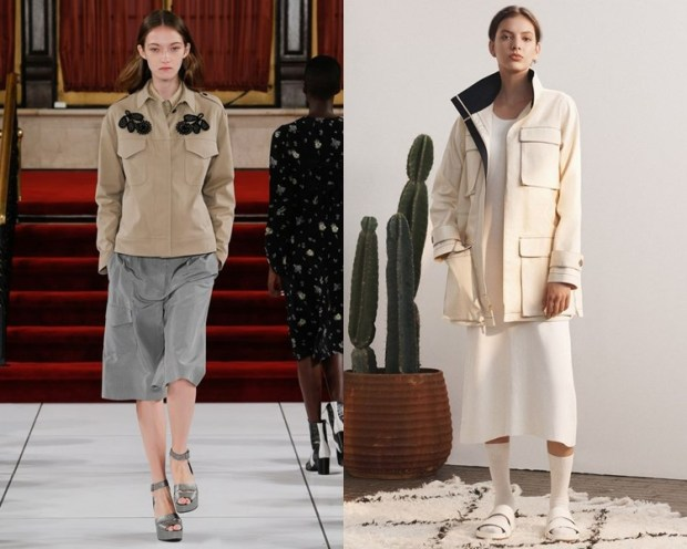 jackets with big pockets 2018 spring summer