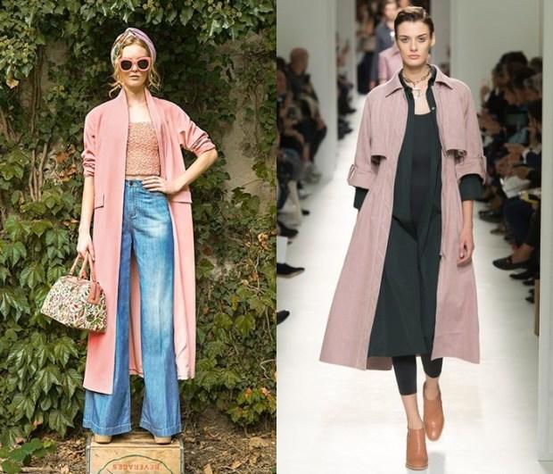 Light women coat