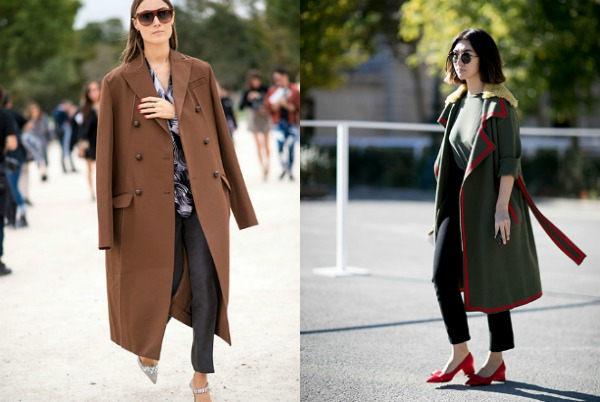 Street Style Fashion Coats 2018