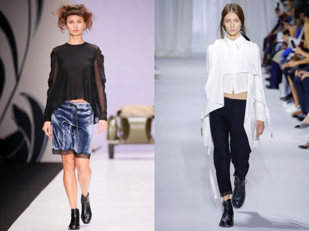 Fashion blouses 2018 short