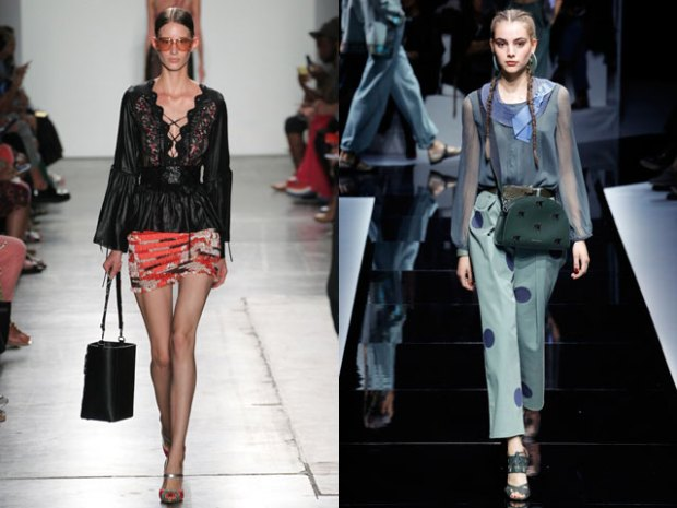 fashion long sleeved