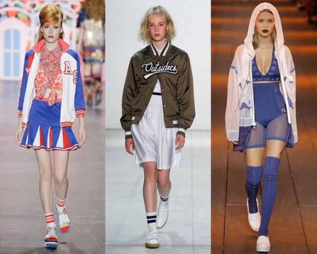Women sport style jacket