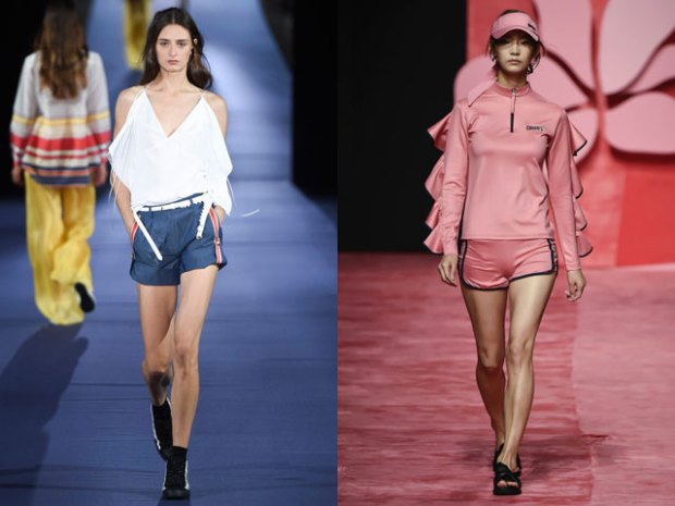 Spring summer 2018 sport style shorts