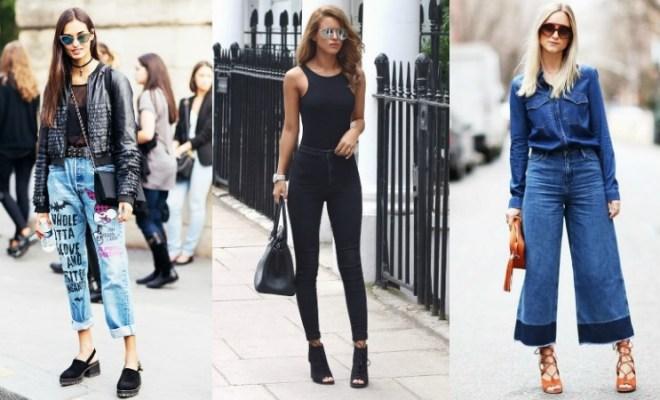 Best Jeans for Women Spring-Summer 2018