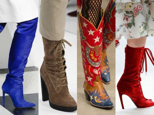 Women's boots 2019