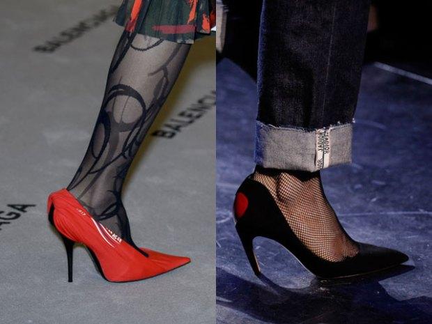 Women stiletto shoes