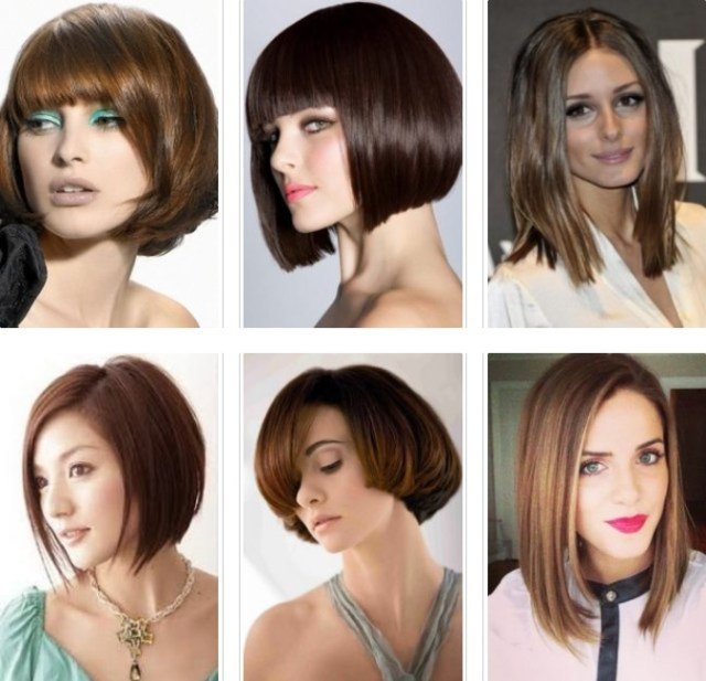 Haircuts for women 2017 carre