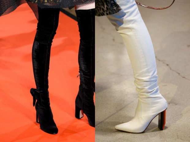 high heeled designs