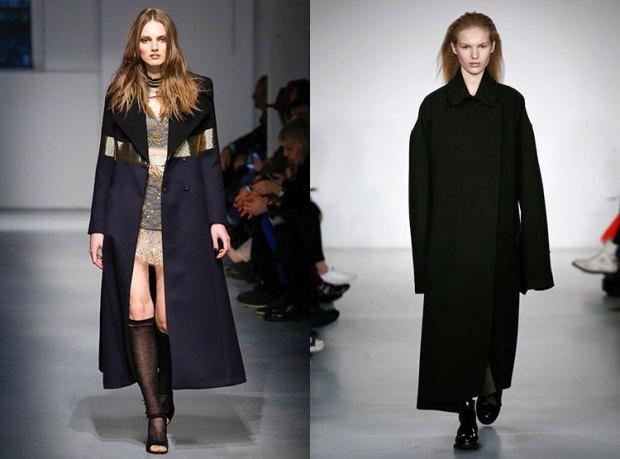 Best long black coats
