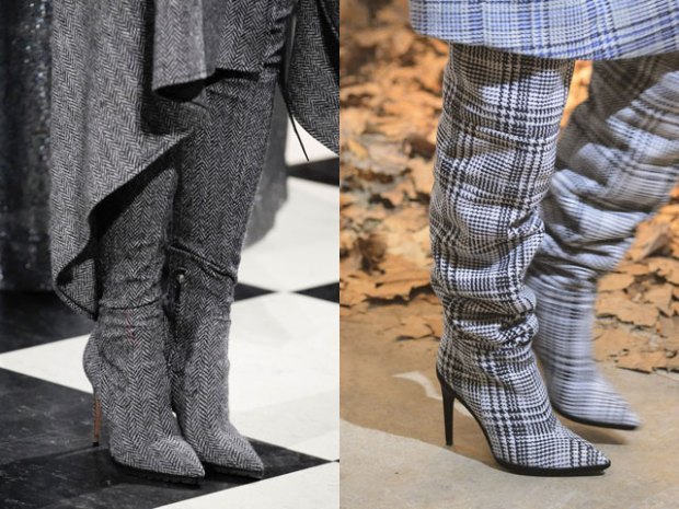 What footwear to wear in 2019