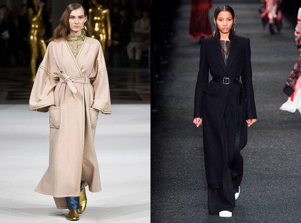 2018 coats trends