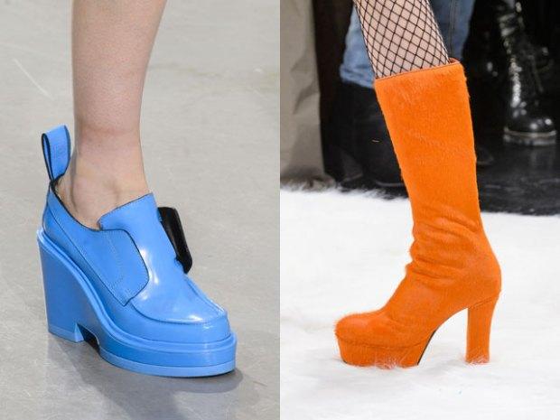Footwear for fall