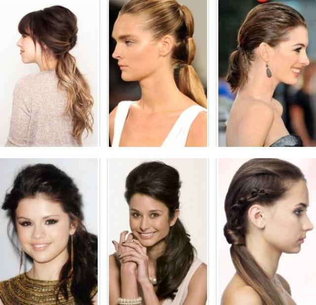 Hairstyles 2017 ponytail