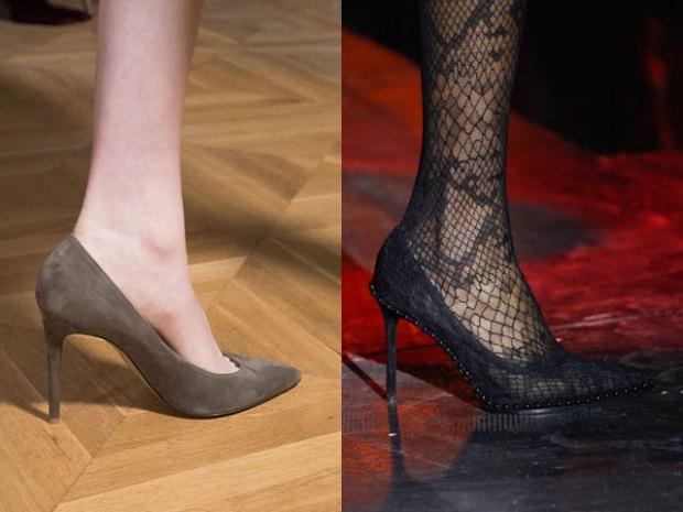 Footwear 2018 2019 stilletos