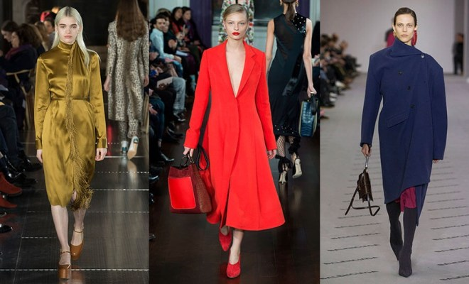 Fall-Winter 2018-2018 Color Trends