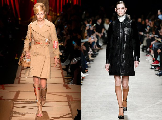 What trench coat length to wear in 2019