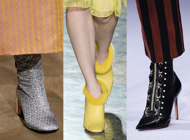 Ankle boots 2019 women