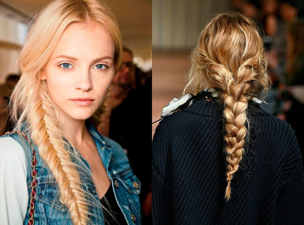 braids medium length hair