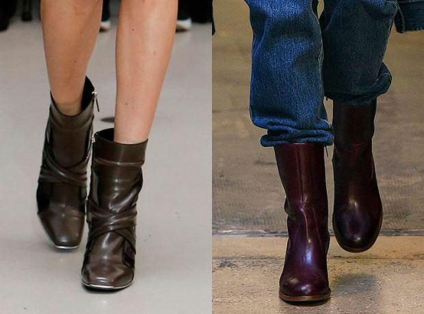 Fall 2018 ankle boots