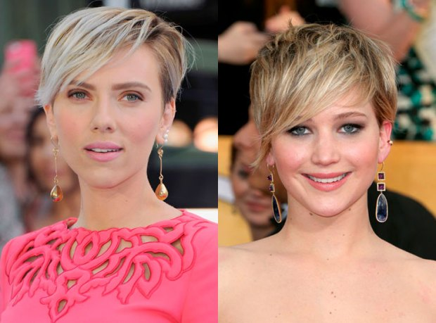 pixie for short hair