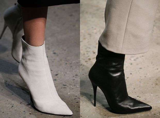 Stiletto ankle boots fall 2018 winter 2019