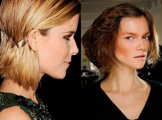Hairstyle trends 2019 medium length hair