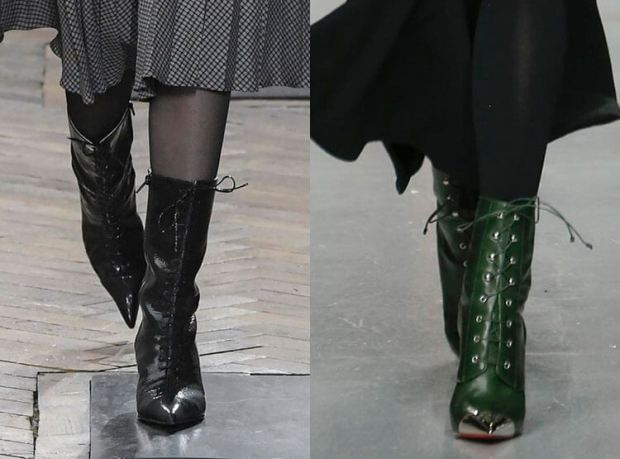 What ankle boots to wear in fall 2018