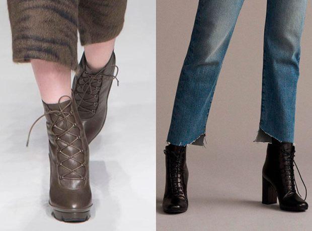 Thick heeled designs